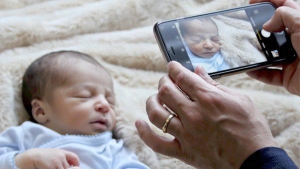 Como Fotografar Bebés com Iphone