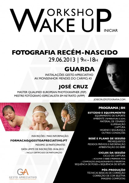 Workshop WakeUp | Iniciar, Guarda