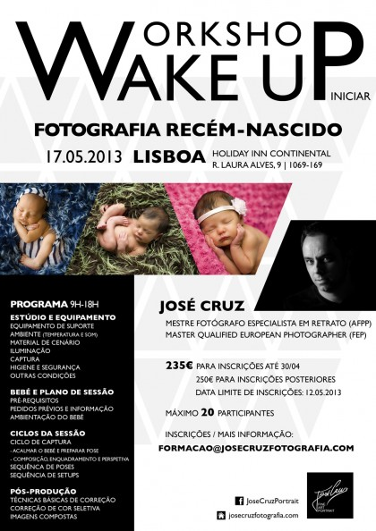 Workshop WakeUp | Iniciar, Lisboa